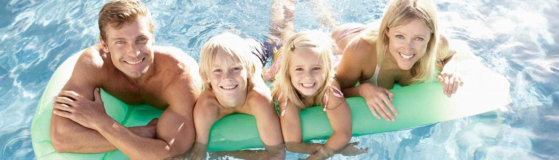 Spaß und Sicherheit für die ganze Familie dank Pool-Reporter