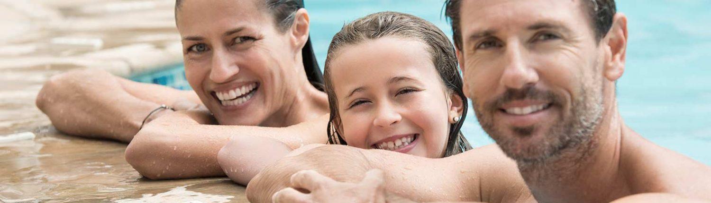 Sicherheit für die Kinder dank Pool-Reporter